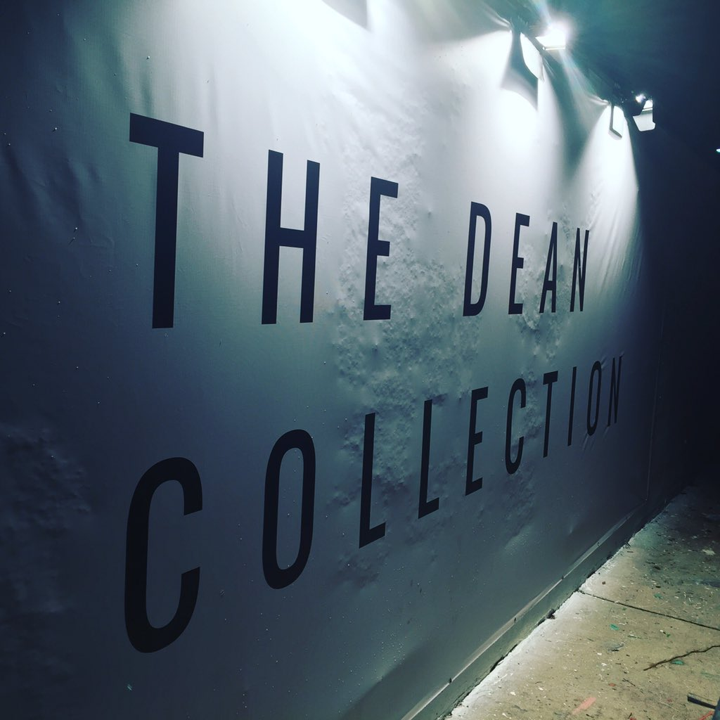 @therealswizzz and his #TheDeanCollection #NoCommission #ArtBasel #ArtoftheChase https://t.co/P6GPzp7b5C