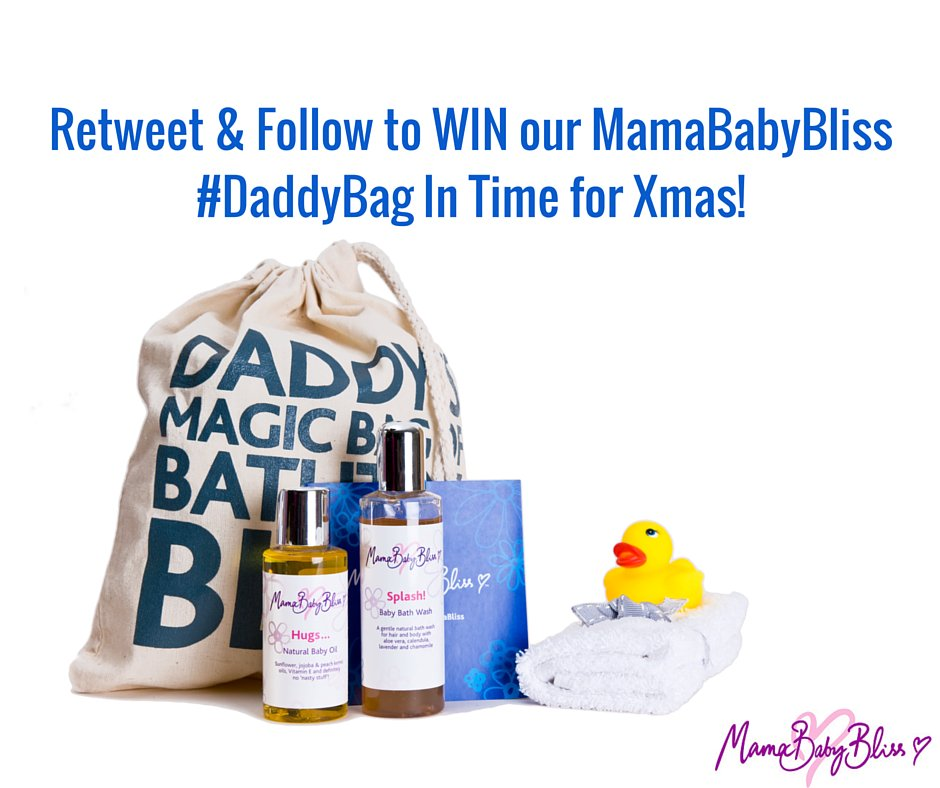 #WIN our DADDY BAG in time for #Xmas! Retweet & Follow to enter. #Competition closes 11/12/15 11:59GMT #giftideas https://t.co/PeDHBdjBzV