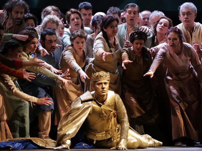 La Prima al Teatro della Scala di Milano