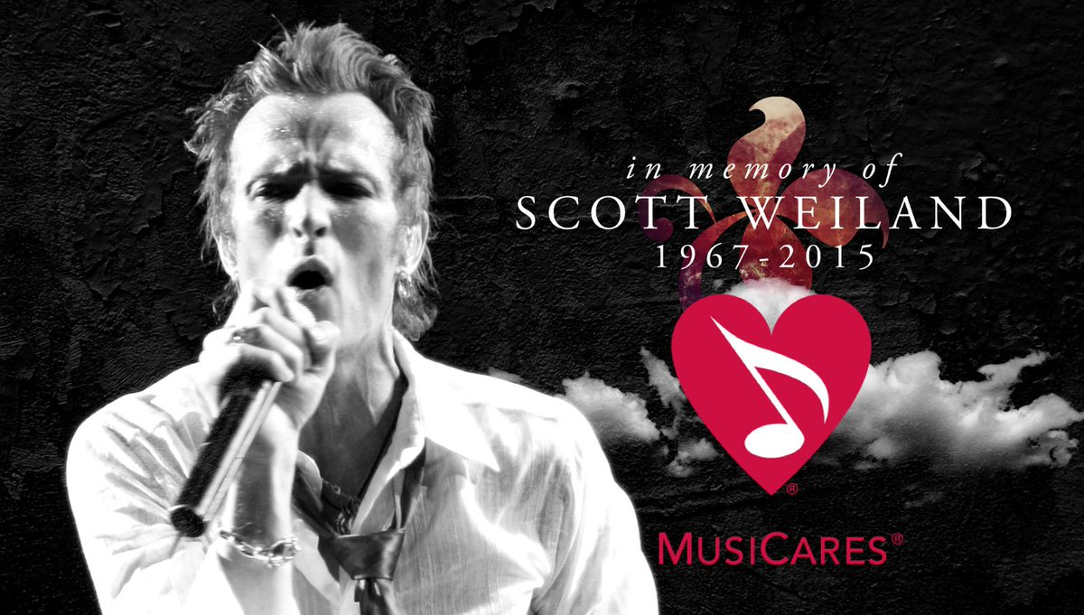 You Can Now Donate To @MusiCares In Memory of @TheScottWeiland https://t.co/OMISybUc5M https://t.co/tRd33UiPKQ