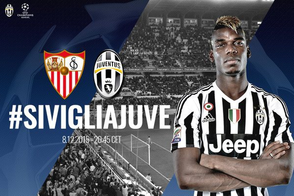 Siviglia-JUVENTUS Rojadirecta Diretta Streaming Champions League.