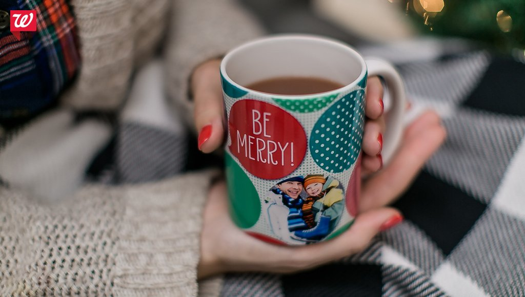 walgreens on twitter make someone s morning sweet with a photo mug