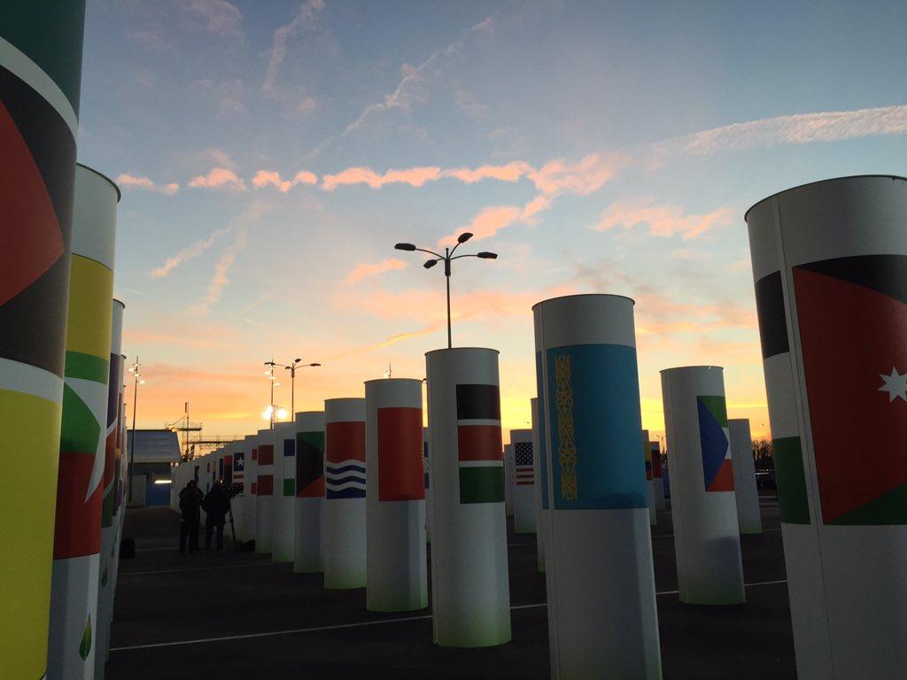Thumbnail for Paris Climate Summit 2015 (COP21)
