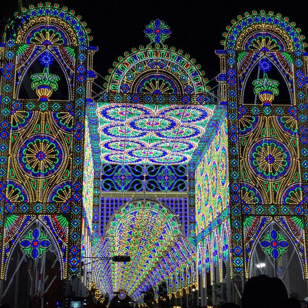 神戸ルミナリエに行ってきました。 #震災の記憶を後世に語り継ぎ 神戸の夢と希望を    #イルミネーション https://t.co/FB7Iy1WZf0