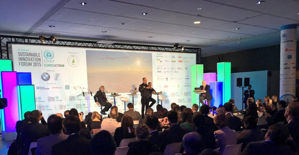 """@bertrandpiccard: #SIF15 Why are we still using technologies from the 1920s ? https://t.co/37v4LhVaqj #COP21 https://t.co/2JKm92Kkjg"""