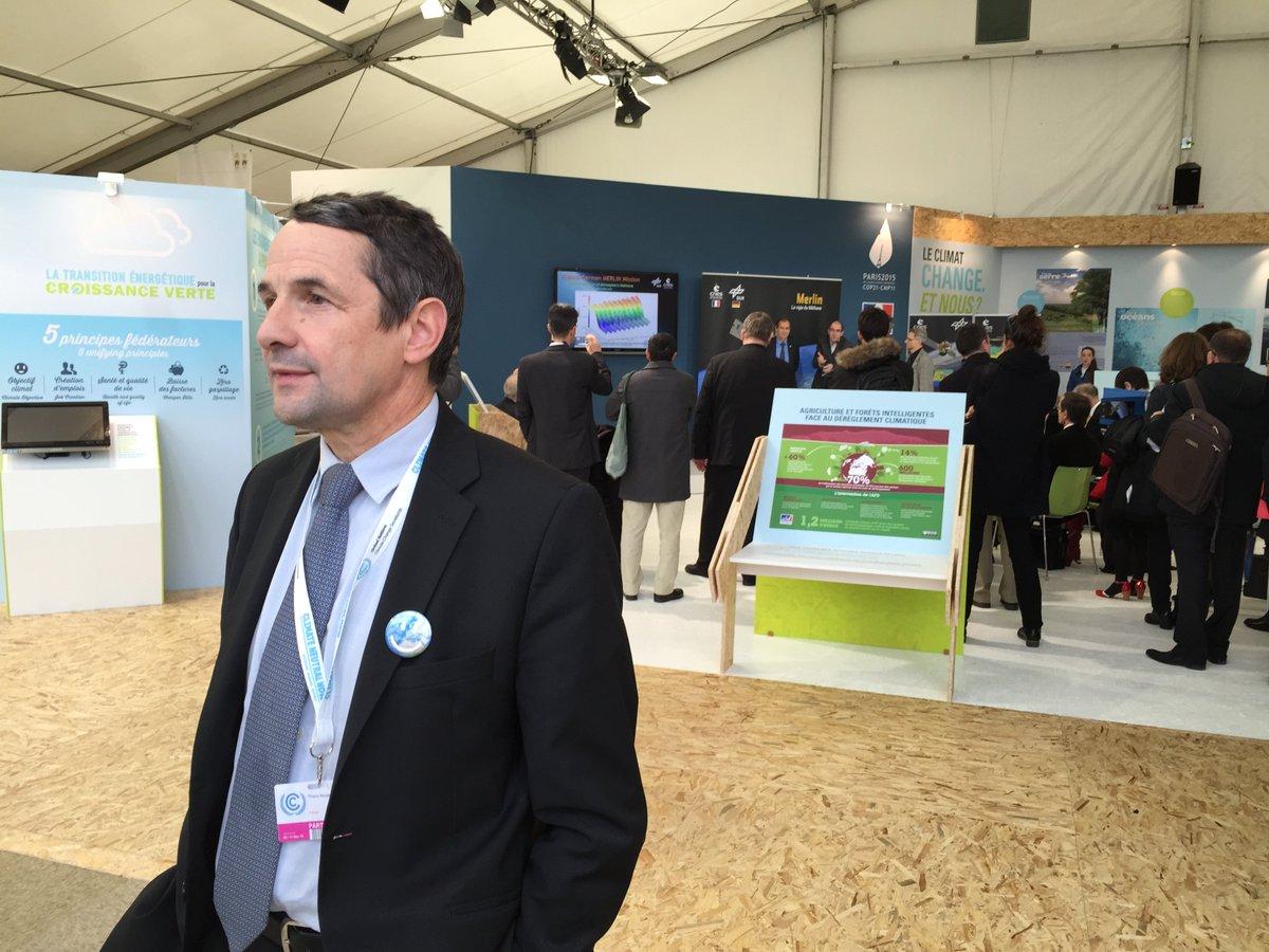 """.@mandonthierry : """"Il faut se doter d'outils de contrôle des engagements qui seront pris à la #COP21"""" #MERLIN https://t.co/Mexyd3RoAQ"""