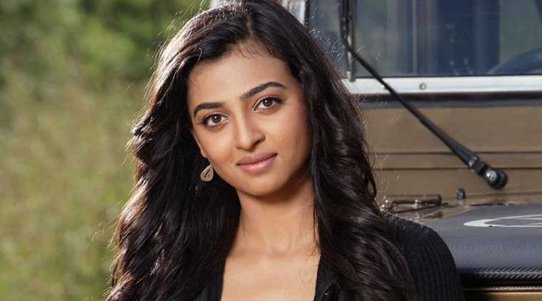 Radhika Apte : Versatile and Unconventional Actress  IMAGES, GIF, ANIMATED GIF, WALLPAPER, STICKER FOR WHATSAPP & FACEBOOK