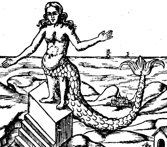 """ORIENS no Twitter: """"La #Sirena Derceto (Atargatis): Fue una diosa ..."""