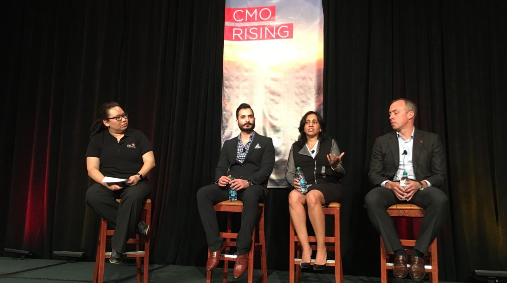 Digital offers scale & the allure of opportunity @IntelMktCTO @amybshah @visa @lizkmiller #cmosummit https://t.co/czMDrKIKOl