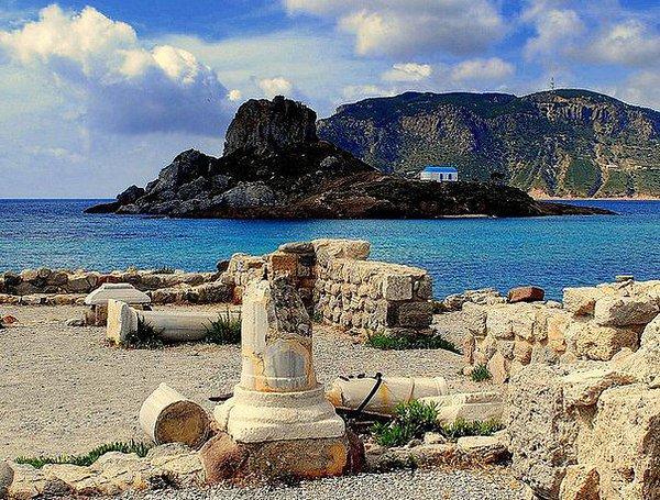 Квартиры в остров Тилос до 25 000 евро