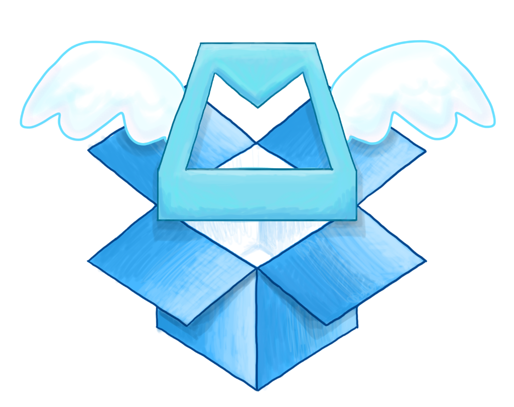 Dropbox once aspired to be more than cloud storage. Those dreams may have died on Monday: