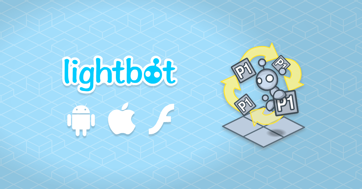Building Time Management with Games & Apps: Lightbot