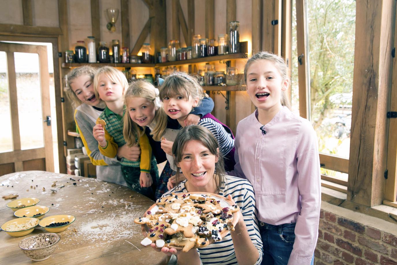 Jamie Olivers Kinder