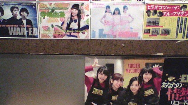 大阪MUSEに貼ってあったあれ ゆっふぃーとcallme https://t.co/z6KEpSY9Mt