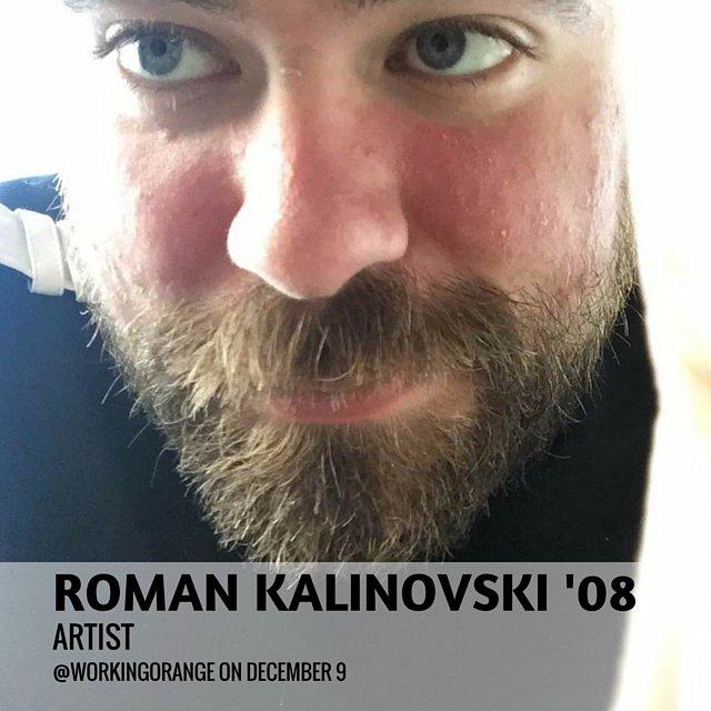 Thumbnail for @kalinova828 as @WorkingOrange, 12/9/15