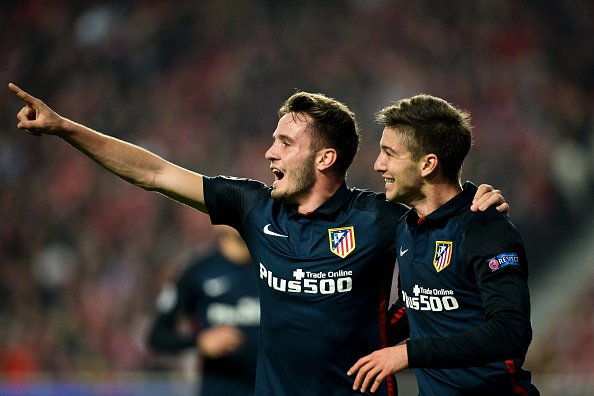 Video: Benfica vs Atletico Madrid