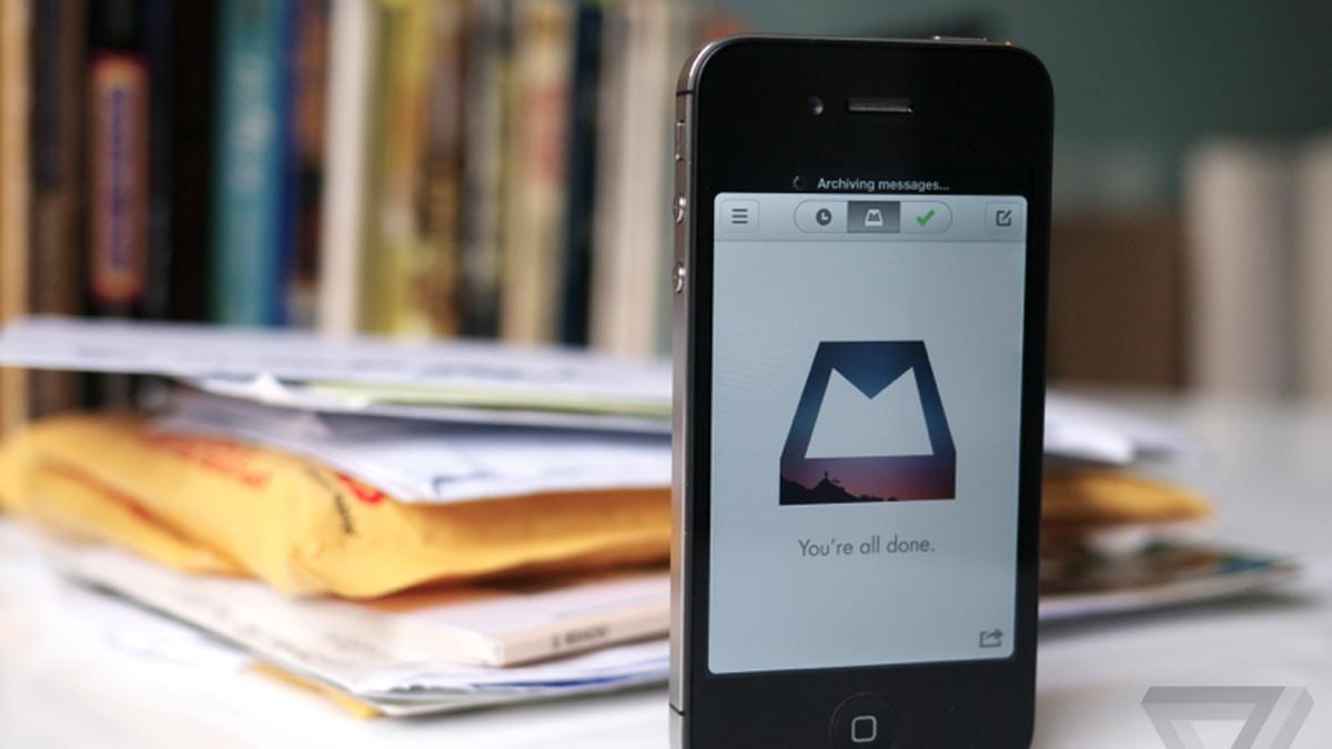 An obituary for Dropbox's Mailbox app