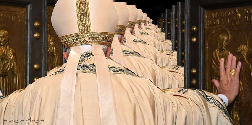 Giubileo: La Porta Santa aperta da Papa Francesco.