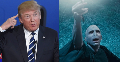 Autora de 'Harry Potter' diz que  diz que Donald Trump é pior que Voldemort https://t.co/wJG7Ci002Y
