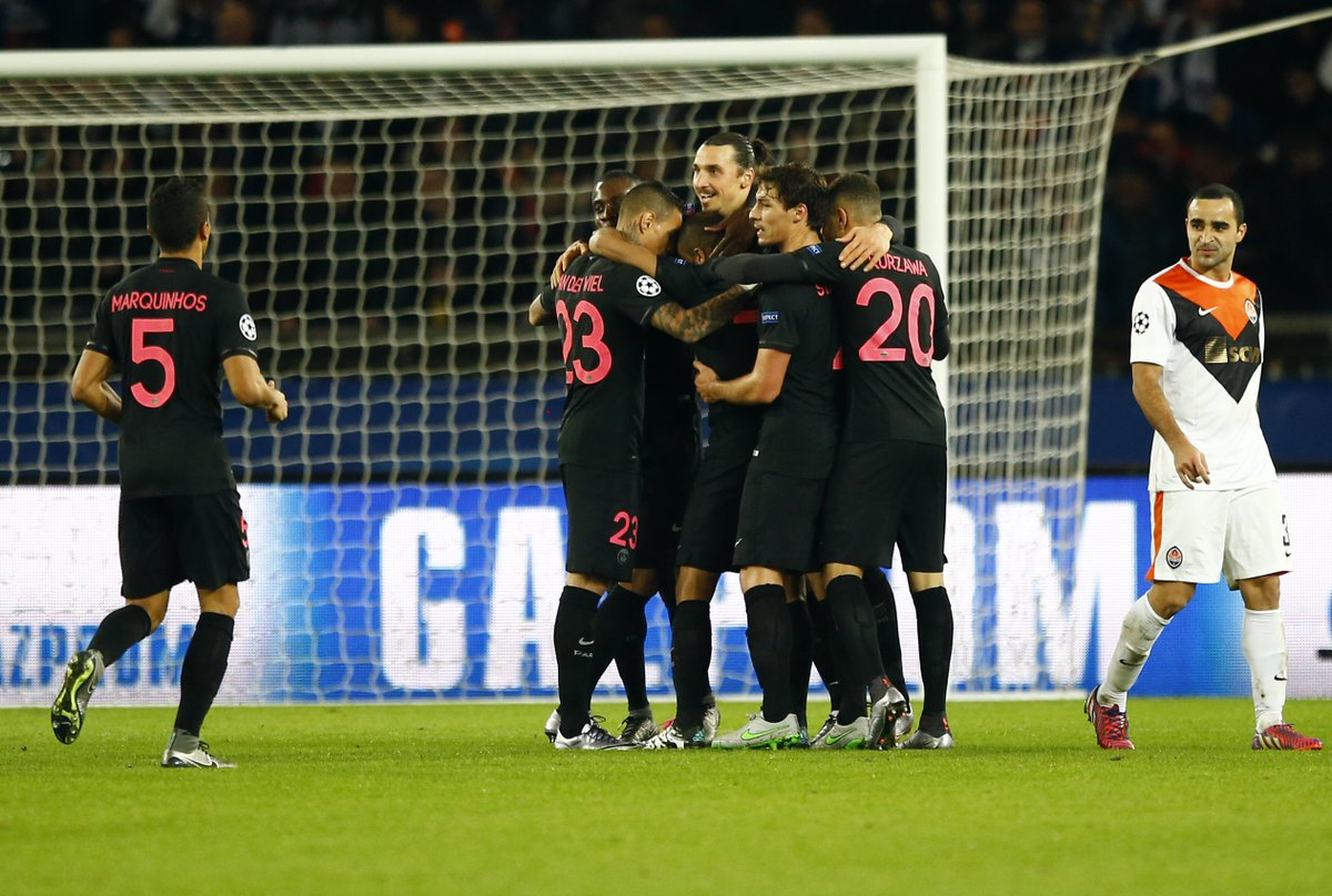 Video: PSG vs Shakhtar Donetsk