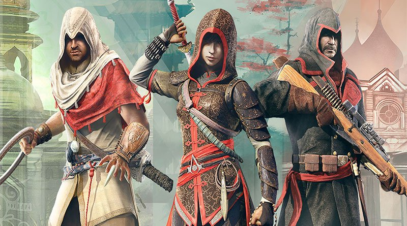 Assassin S Creed Chronicles Trilogy Concludes Early Next Year Pc