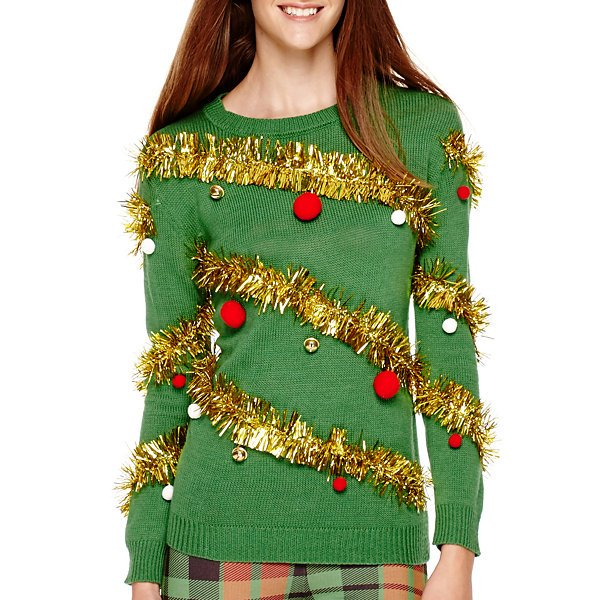 never miss a moment - Jcpenney Christmas Sweaters