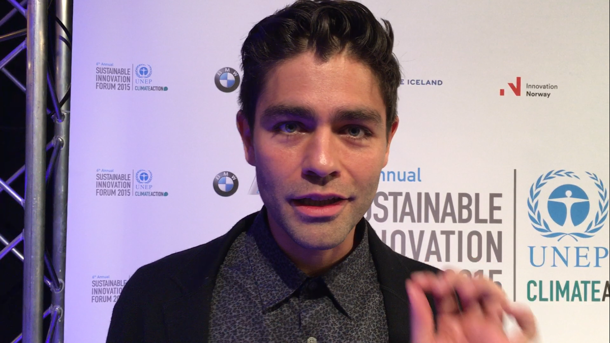 UN: RT UNEP: Watch: adriangrenier tells you how to be a part of #ClimateAction: https://t.co/1eoafvoOcN #SIF15 Cl… https://t.co/Iq7sDDzVzw