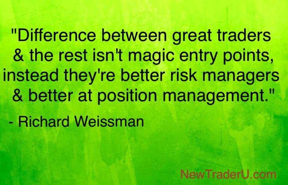 Mechanical trading systems richard weissman
