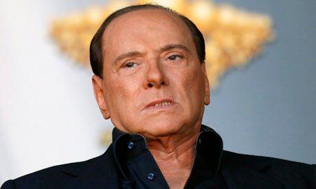 Silvio Berlusconi in appoggio alla Russia di Putin