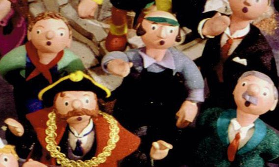 No Donald, the Mayor has spoken and you are not even welcome in Trumpton! #trump https://t.co/bQg4f5PMQU
