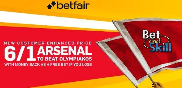 Betfair Price Boost