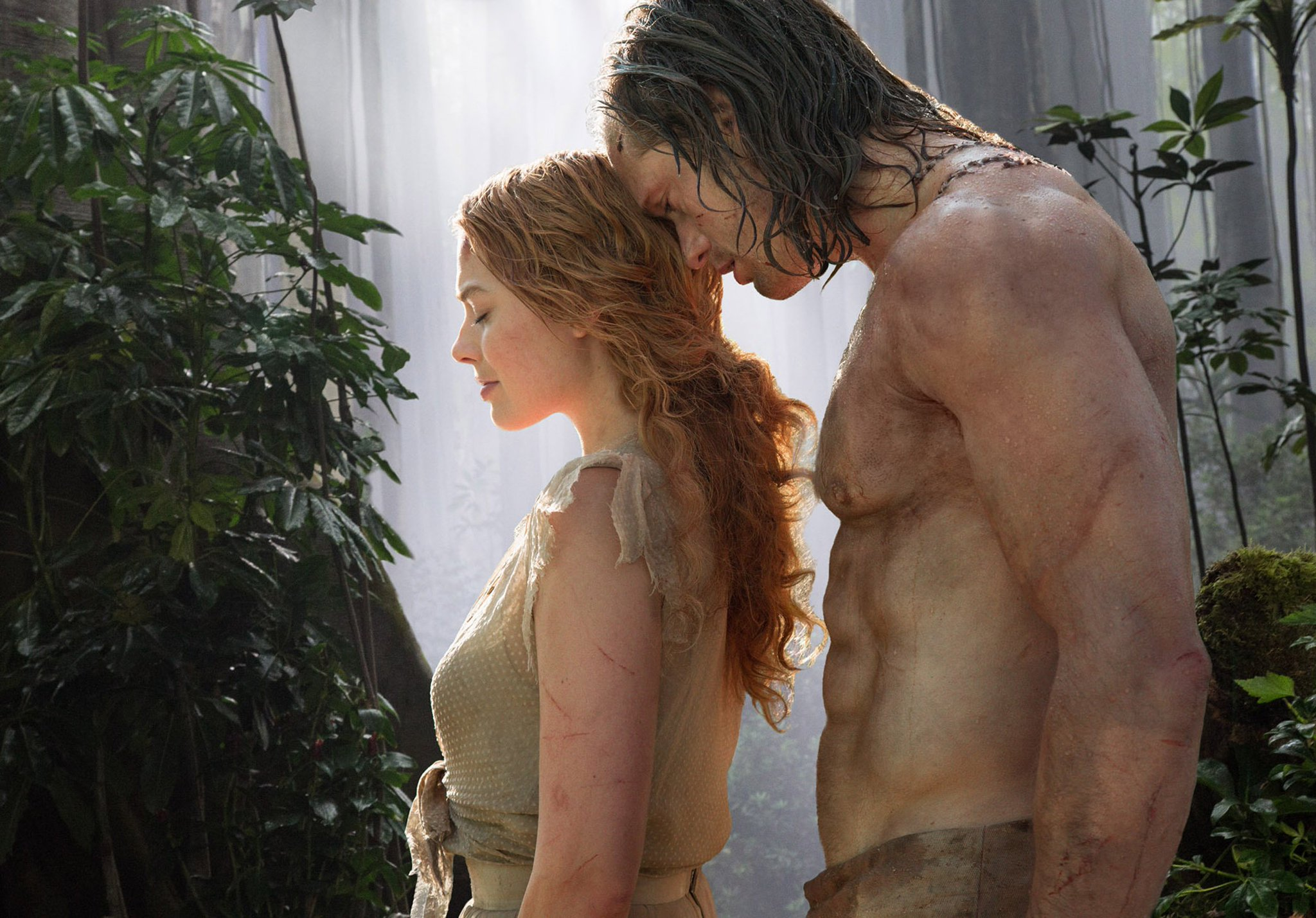 The Legend of Tarzan Trailer Featuring Alexander Skarsgård, Margot Robbie 3