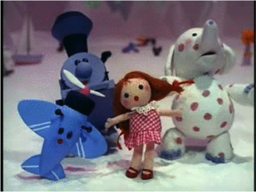 Made island of misfit toys trivia can suggest