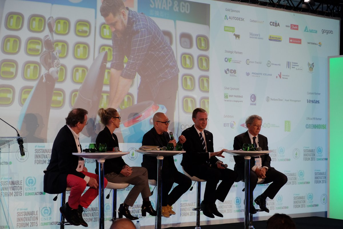"""""""We want to get the young crowd celebrating."""" said CEO Horace Luke at #SIF15 in Paris today. #Gogoro https://t.co/pQKHAcaF4f"""