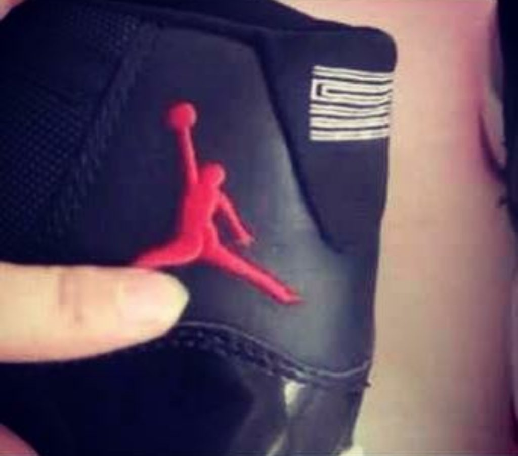 Uuuum if your jump man has glutes...your Js might not be authentic