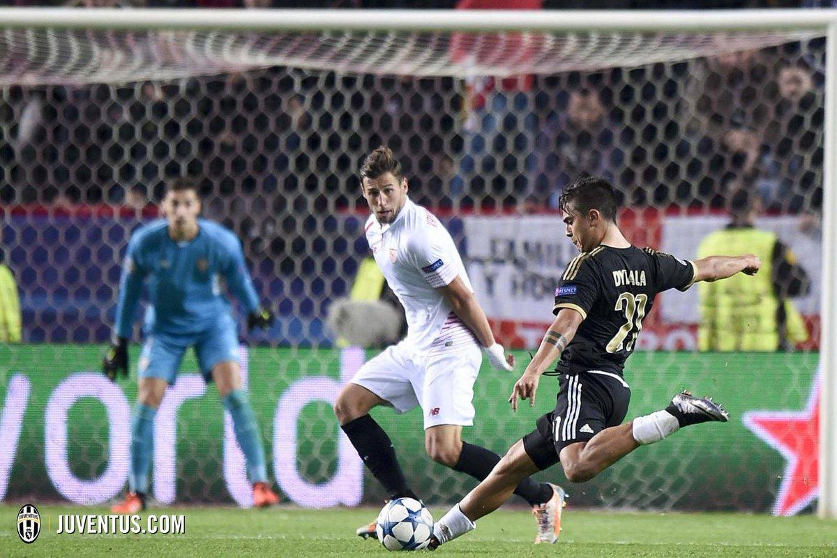 Calcio Champions: Siviglia-Juventus 1-0