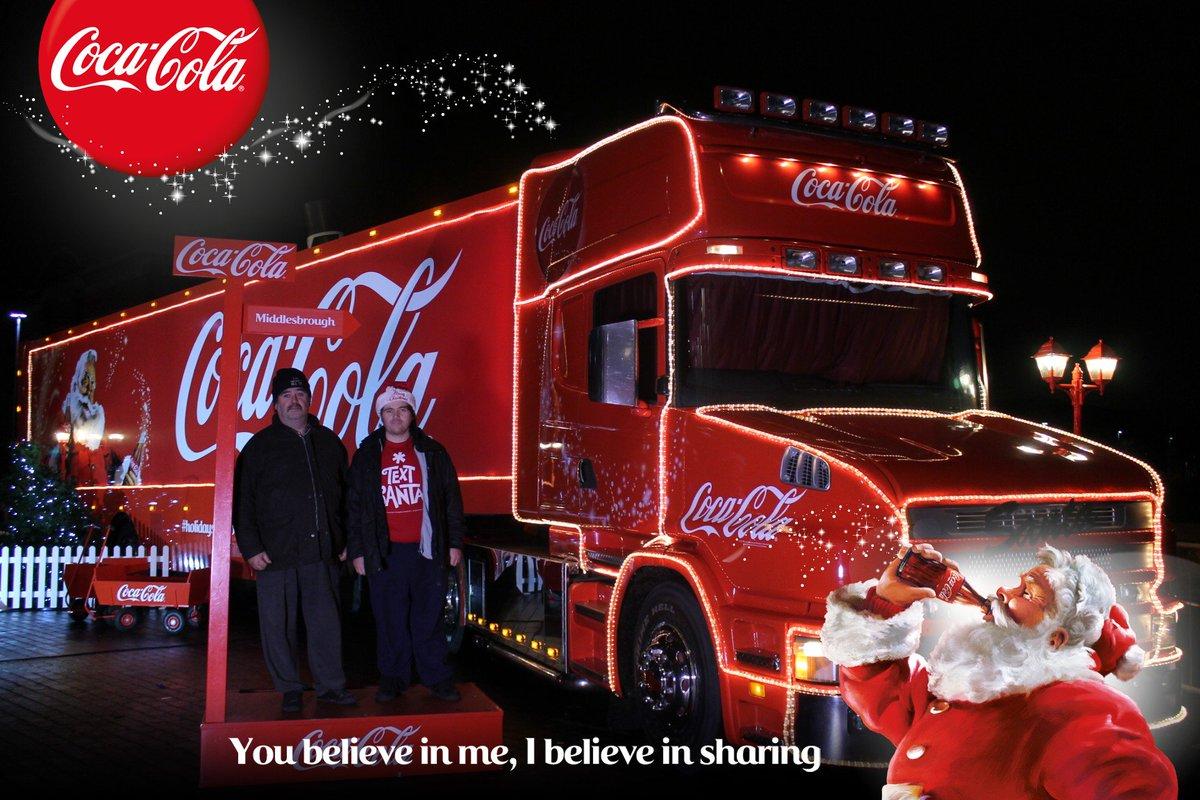 Coca Cola Truck At Colatruck Twitter