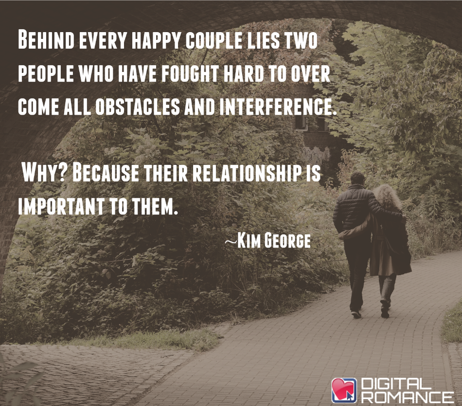 Digital Romance Inc On Twitter Behind Every Happy Couple Lies Two