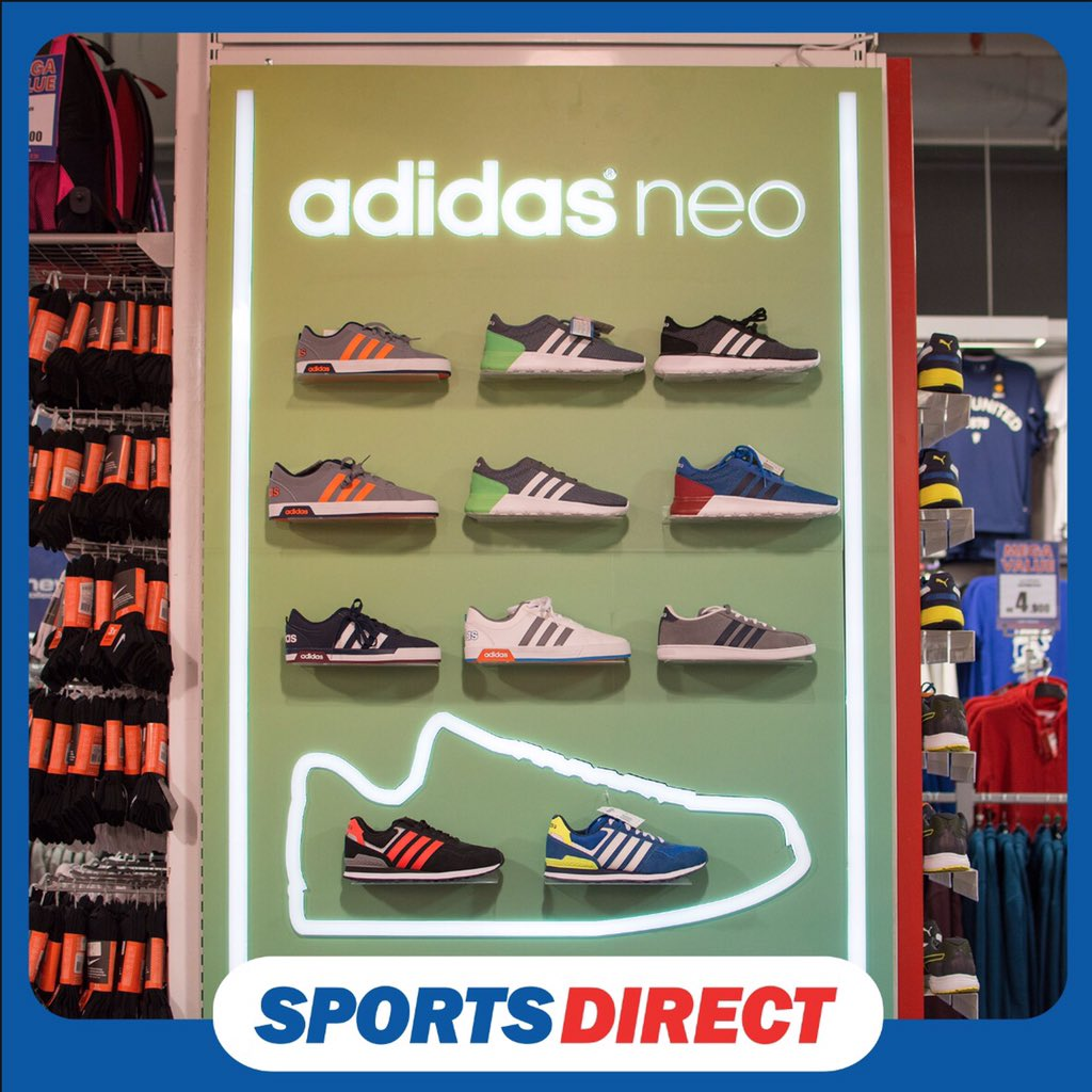 Check out our huge collection of #Adidasneo @sportsdirectkw   Mention a friend who loves #Adidas https://t.co/2kKPEhniaQ