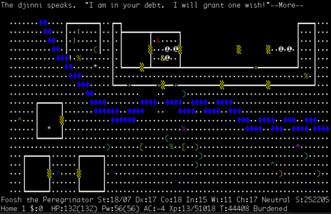 NetHack 3.6.0 released -- it's been over 10 years since the last official update! https://t.co/7LZT9meoHH https://t.co/WU2WT5xjJ3