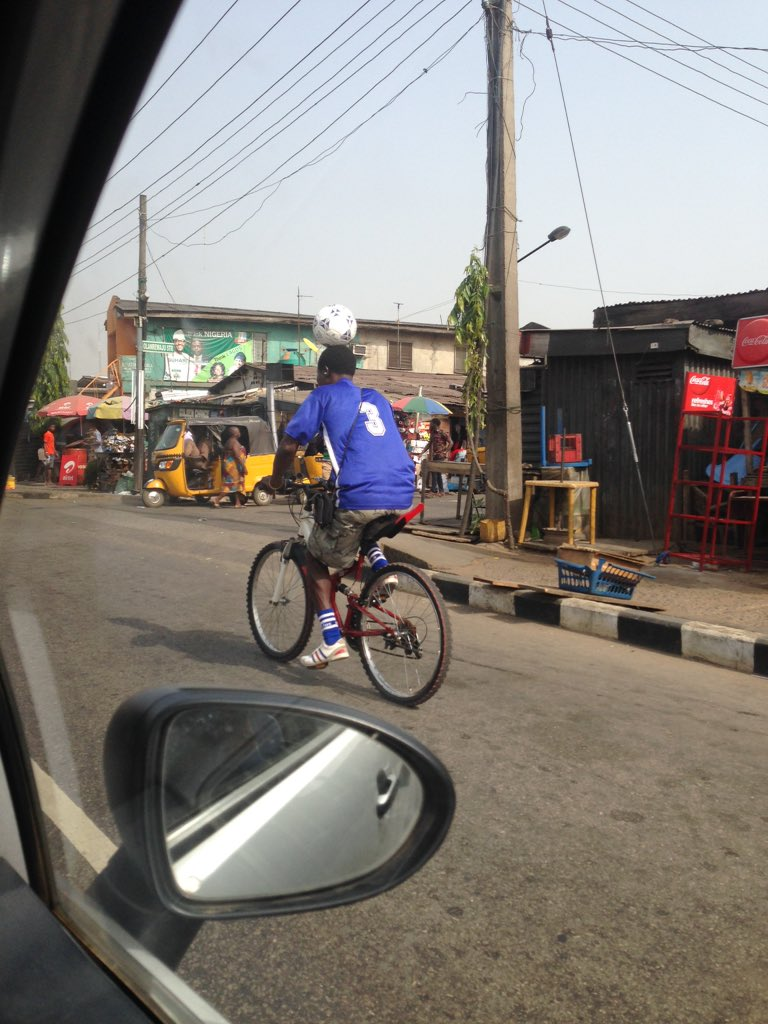 Lagos never ceases to amaze me   How is your Wednesday going?   #S3C https://t.co/ymK3X4O4JB