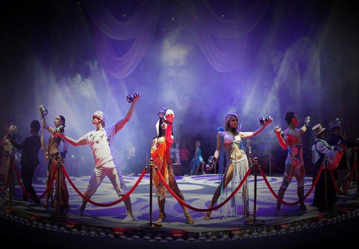 Официальный сайт российской цирковой компании создание сайта создать сайт