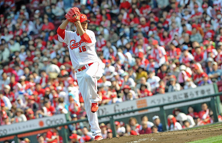 黒田博樹はメジャー移籍前後で投球スタイルを変更