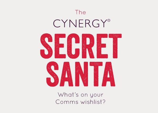 Thumbnail for #cynergysecretsanta
