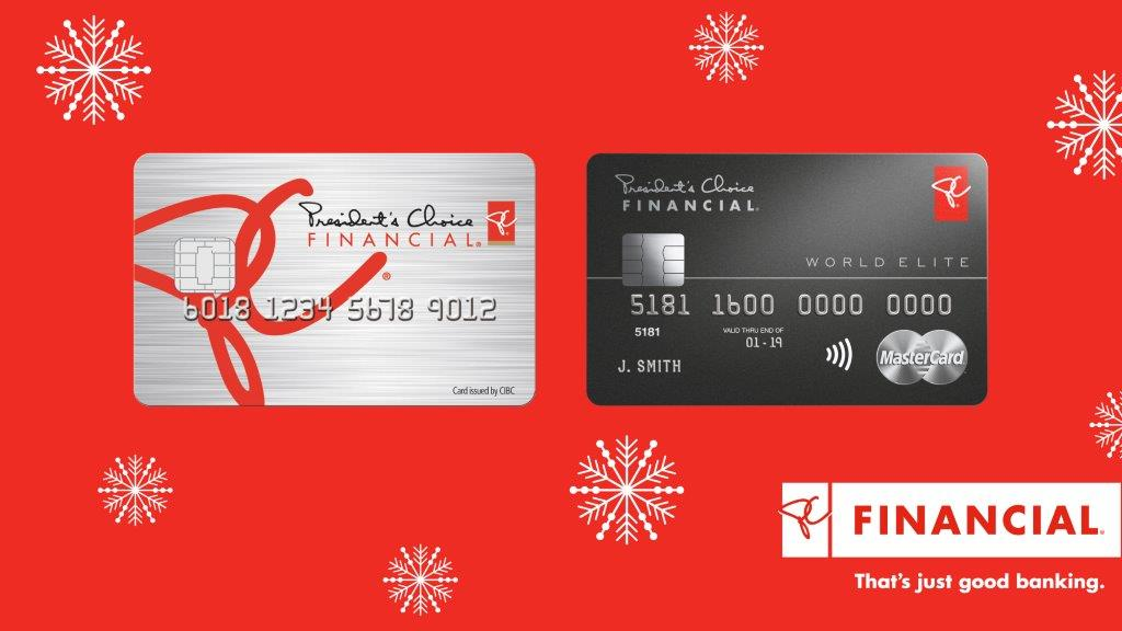 Check out the products from @PCFinancial that can earn you rewards year-round https://t.co/edxgEWH47s #PCPointer https://t.co/W5fj18AUdD