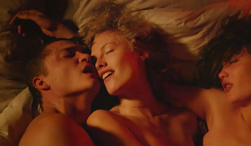 Love movie sex scenes