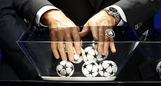 Diretta Streaming Sorteggi ottavi di finale Champions League