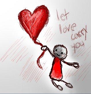 Let love carry you!  #IAmChoosingLove https://t.co/z7Of3HPJOi