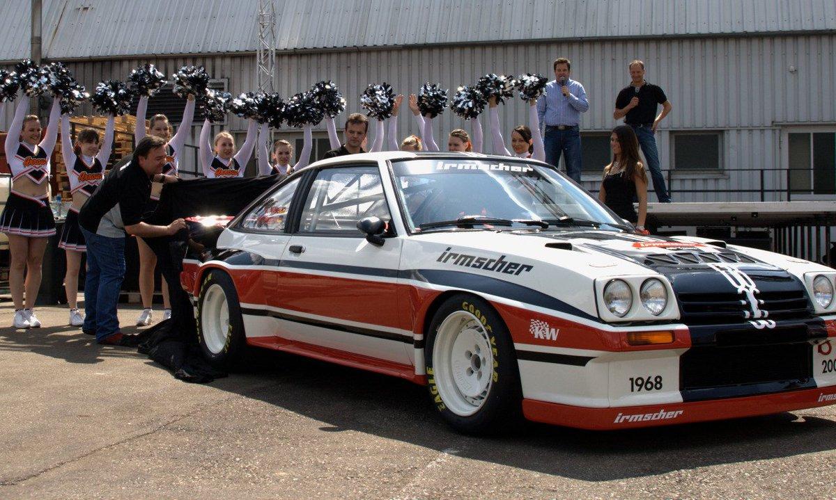 Nostalgic Feeling On Twitter Opel Manta Race Cars Retro