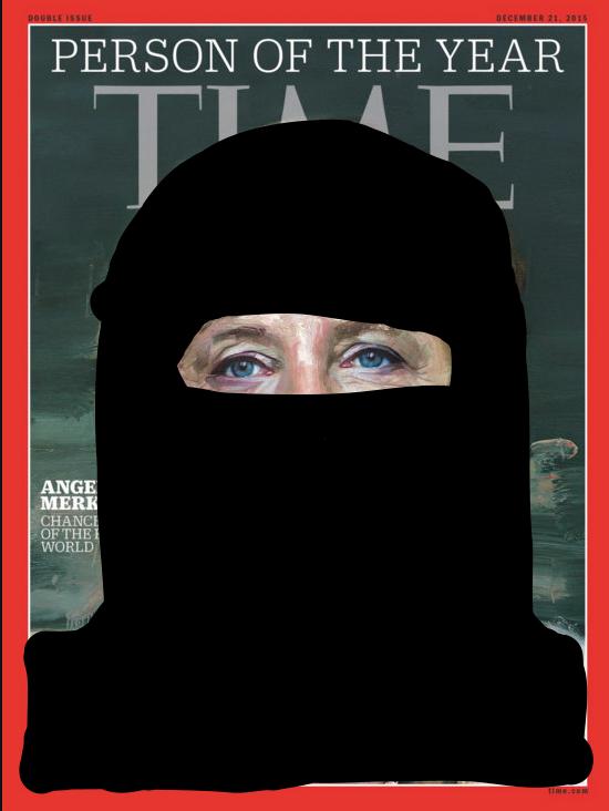"""""""Time"""" признал Меркель """"Человеком года"""": """"Она стала во главе отпора, который Запад дал Путину, пытающемуся украсть Украину"""" - Цензор.НЕТ 7063"""